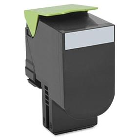 Lexmark 80C1XK0 801XK Black Extra High Yield Return Program Toner Cartridge - Black - Laser - 8000 Page