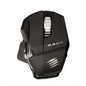 Mad Catz Cyborg R.A.T. M Wireless Bluetooth Gaming Mouse -  Matte Black  (MCB437100002/04/1)