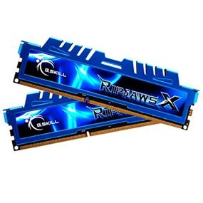 G.SKILL Ripjaws X Series 16GB (2x8GB) DDR3 2400MHz CL11 Dual Channel Kit (F3-2400C11D-16GXM)