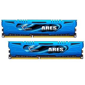 G.SKILL Ares Series 16GB (2x8GB) DDR3 2400MHz CL11 Dual Channel Kit (F3-2400C11D-16GAB)