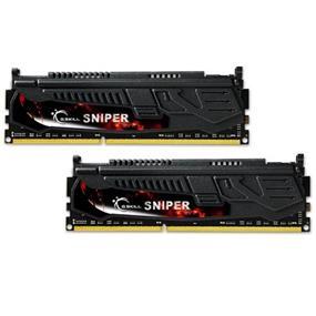 G.SKILL Sniper Series 8GB (2x4GB) DDR3 2133MHz CL10 Dual Channel Kit (F3-2133C10D-8GSR)
