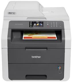 Brother MFC-9130CW Multifunction Colour Laser Printer