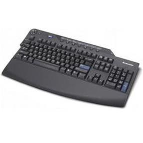 Lenovo Enhanced Performance USB US English Keyboard - Black  (73P2620)