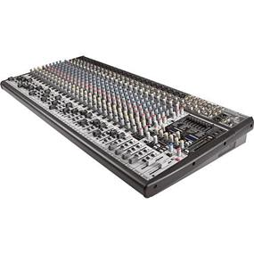 Behringer Eurodesk SX3242FX - Ultra-Low Noise Design 32-Input 4-Bus Studio/Live Mixer with XENYX Mic Preamplifiers, British EQs and Dual Multi-FX Processor
