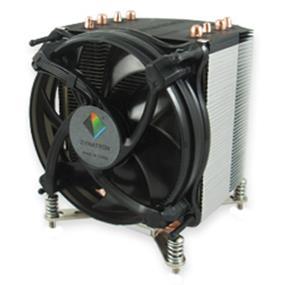 Dynatron Fan R17 Heatsink/Fan 3U LGA2011 Desktop 2500rpm TDP 160W Aluminum Retail