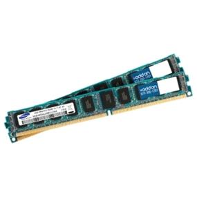 AddOn 8GB DDR2 667MHz ECC Registered RDIMM KIT, System Specific Memory for HP (408854-B21-AM)
