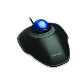 Kensington Orbit Wired Scroll Ring Trackball Mouse (72337)