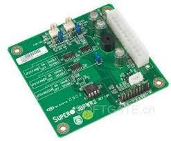Supermicro (CSE-PTJBOD-CB1)  JBOD Storage Power-up Control Board