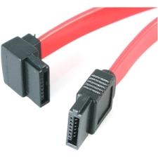 StarTech Internal SATA III 7 Pin to 7 Pin to Left Angle SATA Cable - 12IN (SATA12LA1)