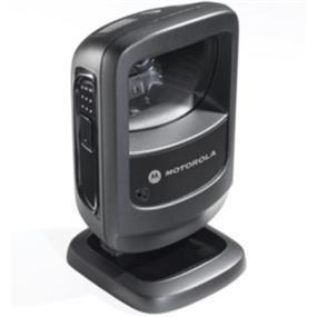 Motorola DS9208 Omnidirectional Hands-free Presentation Imager - Twilight Black - Keyboard Kit