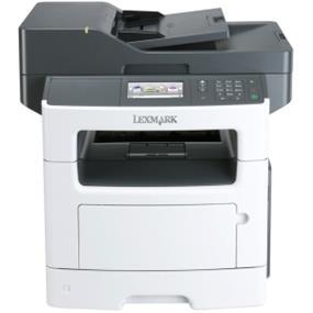 Lexmark MX511DHE Monochrome Multifunction Laser Printer