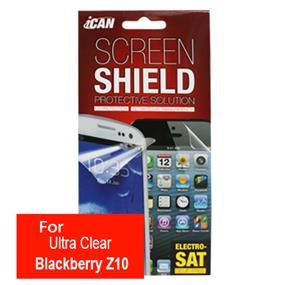 iCAN Ultra Clear Screen Protector for Blackberry Z10