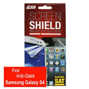 iCAN Anti-Glare Screen Protector for Samsung Galaxy S4