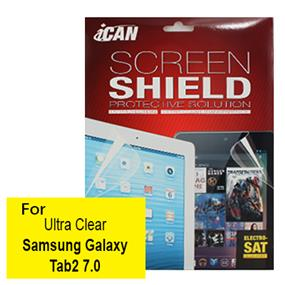 iCAN Ultra Clear Screen Protector for Samsung Galaxy Tab2 7.0