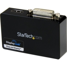 StarTech USB 3.0 to HDMI and DVI Dual Monitor External Video Adapter (USB32HDDVII)