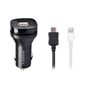 Avantree Car charger kit 2.1Amp - CGST-14