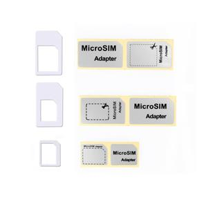 Avantree Nano sim card adapter - SMAD02  --One nano sim fits on all mobile devices