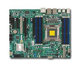 Supermicro Motherboard MBD-X9SRA-O Xeon LGA2011 C602 DDR3 SATA 6Gb/s PCI Express ATX Retail