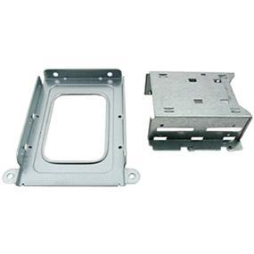 "Supermicro (MCP-220-84603-0N) Dual 2.5"" Fixed HDD Tray (including MCP-220-84601-0N)"