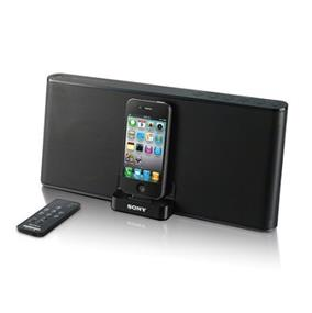Sony RDPX30IP Dock for iPod/iPhone/iPad (Black)