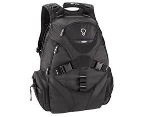 "Targus Voyager Notebook Backpack - 17.3"" Backpack - Black (TSB045CA)"