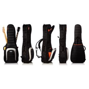 Mono M80 Dual Electric Guitar - Dual Electric Guitar Gig Bag Case (Black)