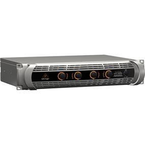 Behringer iNUKE NU4-6000 - Ultra-Lightweight High-Density 6000W 4-Channel Power Amplifier