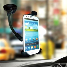 iCAN Car Windshield Mount &  Holder for mobile phone