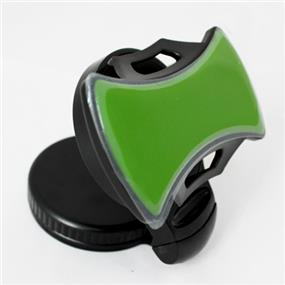 iCAN Car Dash Mount for mobile phone (Green Gel)