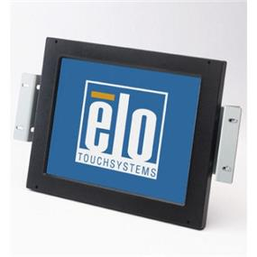 Elo Entuitive 1247L LCD Touchmonitor (IntelliTouch Touch Technology, Dual Serial/USB Touch Interface and ROHS) - Color: Gray