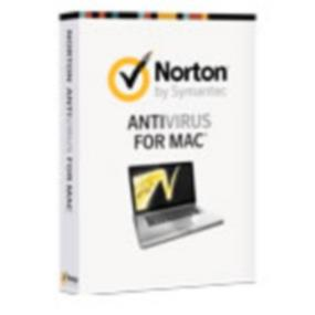 Symantec Norton Antivirus for Mac 12.0 1 User