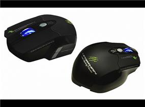 Dragon War ELE-G1 Leviathan Gaming Laser Mouse with Mouse Pad, Black