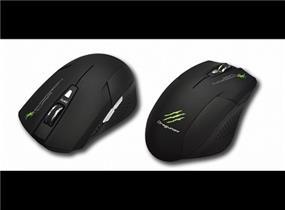 Dragon War ELE-G3 Dragunov Gaming Laser Mouse with Mouse Pad, Black