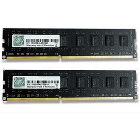 G.SKILL Value Series 16GB (2x8GB) DDR3 1600MHz Desktop Memory (F3-1600C11D-16GNT)