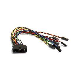 """Supermicro (CBL-0084L) Front control cable split converter 6"""""""