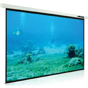 Mozaiq MS100 Manual Pull Down Projector Screen 100""