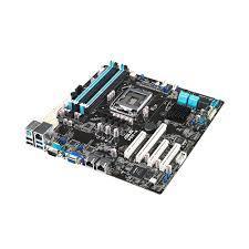 ASUS P9D-M S1150 Xeon E3-1200v3 Intel C224 Chipset DDR3 SATA PCI Express USB VGA microATX Retail