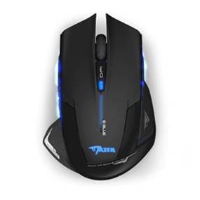 E-Blue Mazer Type-R 2400dpi High Precision 2.4GHz Wireless Gaming Mouse -Black (EMS152BK)