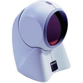 Honeywell MS7120 Orbit Omnidirectional Presentation Scanner (Special USB Locking Cable-55-55068B-N-3 and Manual) - Color: Black