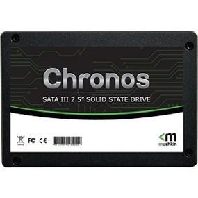 Mushkin Chronos 120GB SATA 6Gb/s 7mm Solid State Drive , Read 550MB/s, Write 515MB/s - (MKNSSDCR120GB-7)