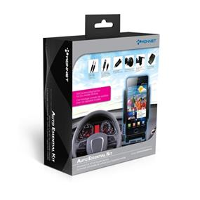 KONNET Universal Car Mount Kit for Mobile Devices/GPS