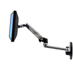 Ergotron 45-243-026 LX Wall Mount LCD Arm