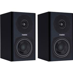 Fostex PM0.3 - 2-Way Powered Monitor Speaker System ** Lower Pricing Available In-Store **  (PAIR/Black)
