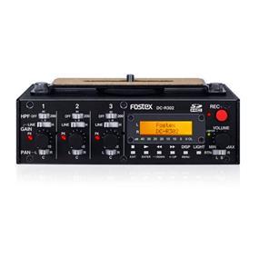 Fostex DC-R302 - DSLR Mixer/Recorder