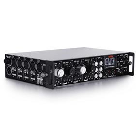 Fostex FM-4 : 4 Channel Portable Mixer