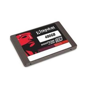 "Kingston SSDNow KC300 480GB SATA 6Gb/s 2.5"" Solid State Drive (SSD), Read: 540MB/s Write: 510MB/s (SKC300S37A/480G)"