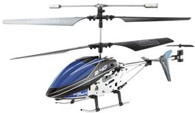 2.4GHz Infrared Metal Helicopter, Blue  (U820)