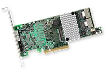 LSI Logic Controller Card (LSI00330) MegaRAID SAS 9271-8i 8Port 6Gb/s PCI Express 3.0 1GB DDR3 Single