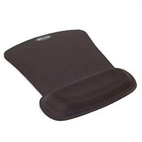Belkin WaveRest Series Gel Mouse Pad - Black (F8E262-BLK)