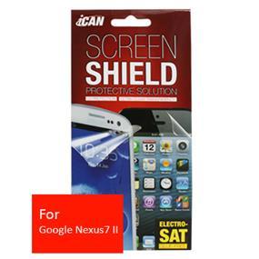 iCAN Clear Screen Protector for Google Nexus7 II